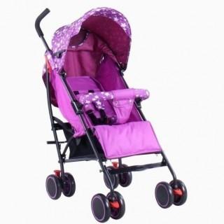 Детская коляска BabyHit Wonder Violet stars арт: К10270
