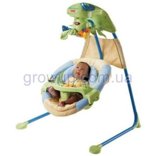 Колыбель-качель Fisher-Price Beby Papasan
