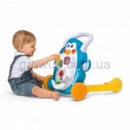 Ходунки- толкатели  Chicco Пингвин