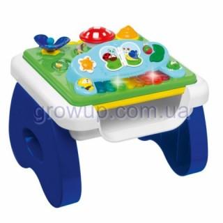 Игровой столик Chicco 3 в 1 арт: И10175