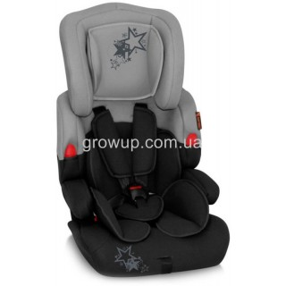 Автокресло Lorelli Kiddy Black/Grey, группа 1/2/3 (9-36 кг)