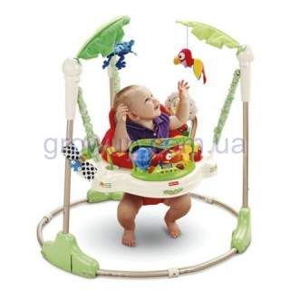 Прыгунки Fisher-Price Джунгли