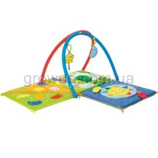 Развивающий коврик Chicco Baby 3D park