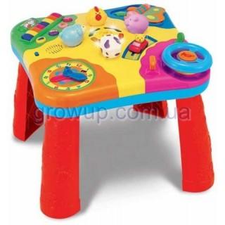 Игровой столик Учимся весело