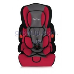 Автокресло Bertoni Kiddy Black&Red, группа 1/2/3 (9-36 кг) арт: А30051