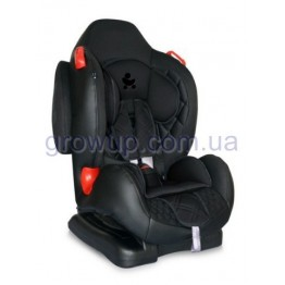 Автокресло Bertoni F2+SPS Black Leather, группа 1/2 (9-25 кг)