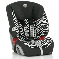 Автокресло Britax-Romer Evolva 123 Plus, группа 1/2/3 (9-36 кг)