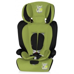 Автокресло Lorelli Maranello Plus Black&Green, группа 1/2/3 (9-36 кг)